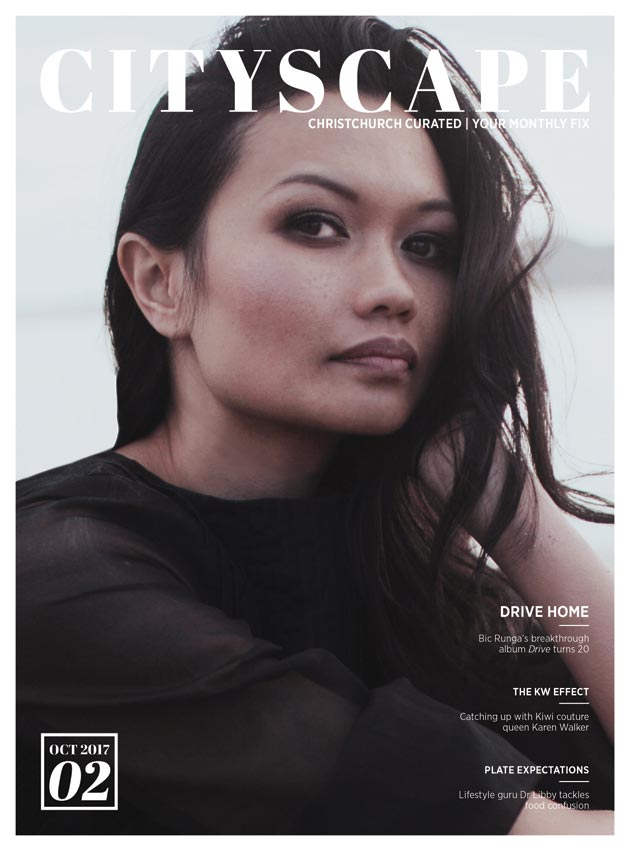 Cityscape Issue 02 - October 2017 magazine cover